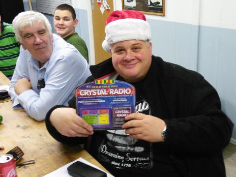 Christmas Quiz Winner
