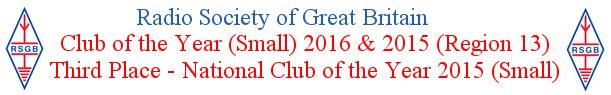 Club of the year logo