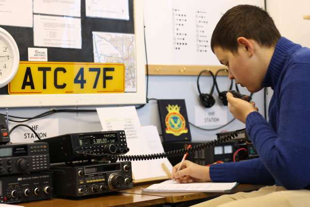 cadet operating