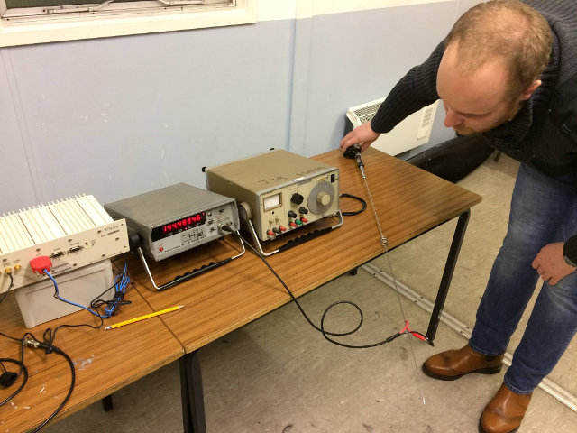 Test Equipment Workshop