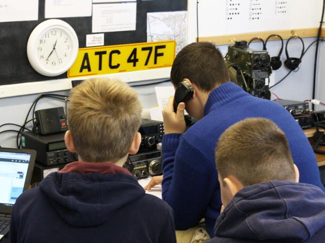 cadets operating