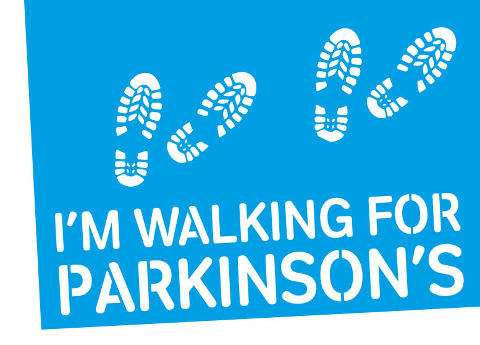 Walking for Parkinson's logo